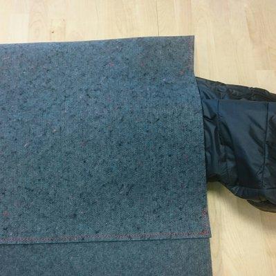 Woolpower Isomatte aus Merinowolle Large
