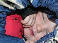 Kinderverdeck mit Wind- und Schneeschutzscheibe Bausatz