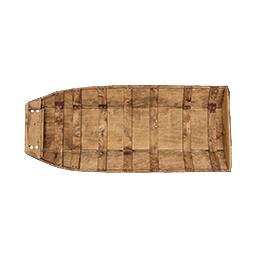 Wooden Pulk 1940 standard
